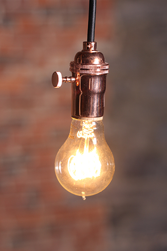 Malory Industrial pendant lamp
